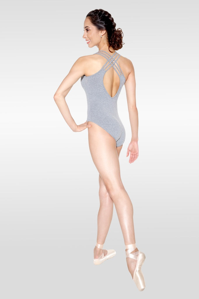 Bodysuits - Manuela Triple Strap Leotard - Adult