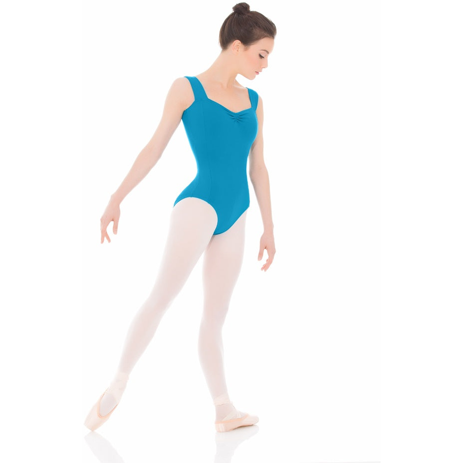 Bodysuits - Matrix Wide Strap Leotard