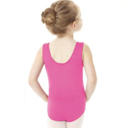 Bodysuits - Nylon Tank Leotard - Child