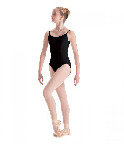 Bodysuits - Princess Seam Cami Leotard