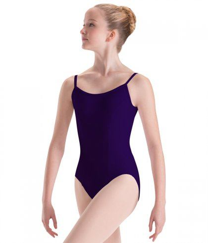 Bodysuits - Princess Seam Cami Leotard - Child