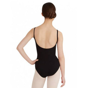 Bodysuits - Princess Seamed Cami Leotard - Adult