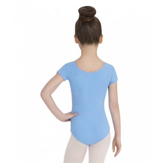 Bodysuits - Short Sleeve Leotard - Child