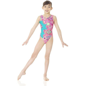 Bodysuits - Starburst Printed Leotard
