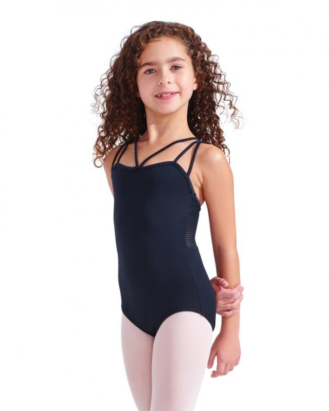 Bodysuits - Tiana Strappy Leotard - Tween