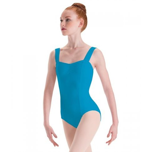 Bodysuits - Wide Strap Princess Leotard