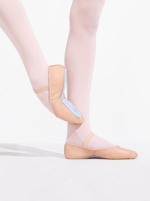 Daisy Leather Ballet Slipper - Infant