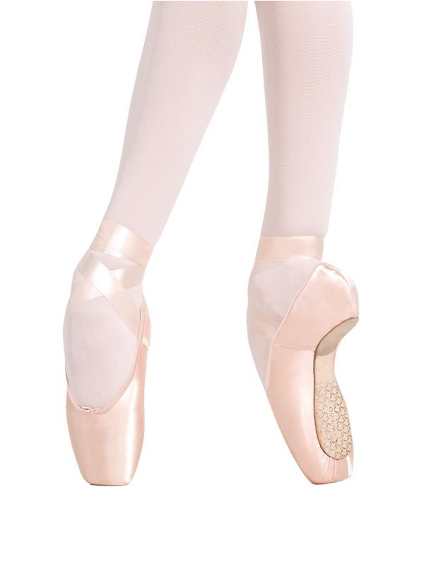 Developpe #3 Shank Pointe Shoe