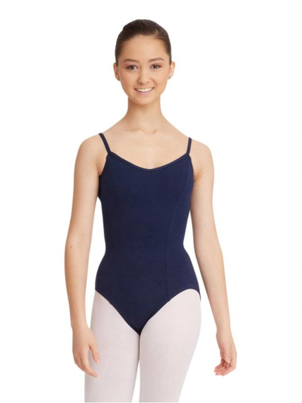 Princess Seamed Cami Leotard - Adult