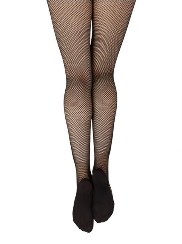 Professional Seamless Fishnets Tights - Child