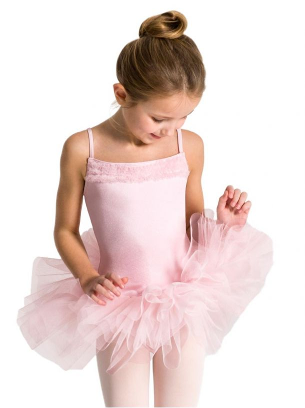Ruffle Tutu Dress - Child