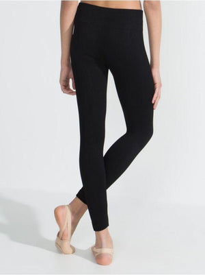 Seamless Rib Leggings - Adult