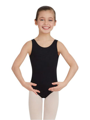 Team Basics Tank Leotard - Child
