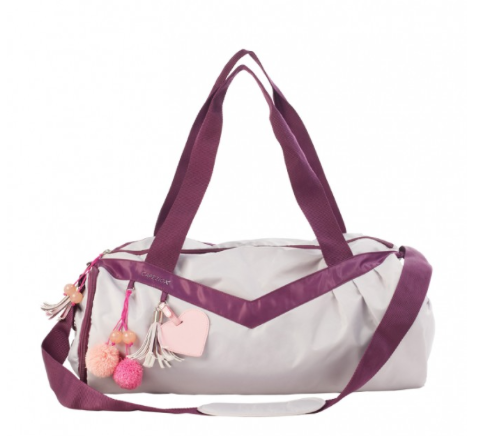 Totally Charming Dance Duffle Bag