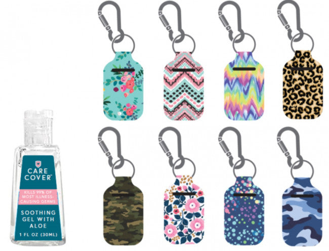 Care Cover Hand Sanitizer with Holder