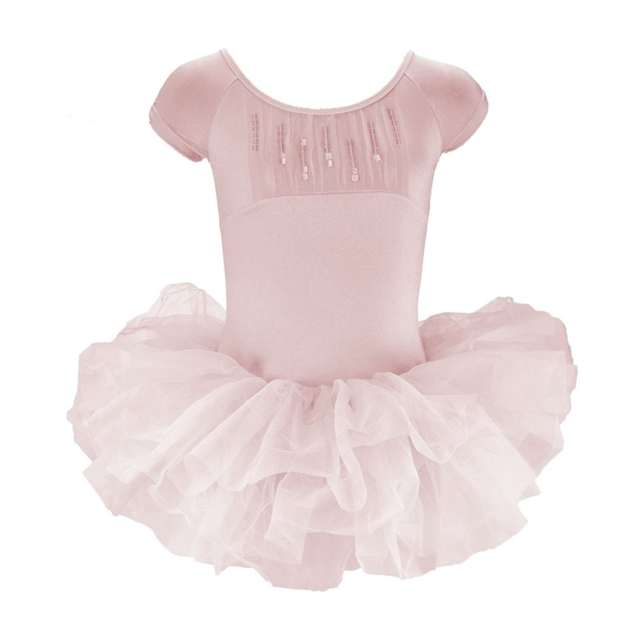Heart Back Tutu Dress - Child