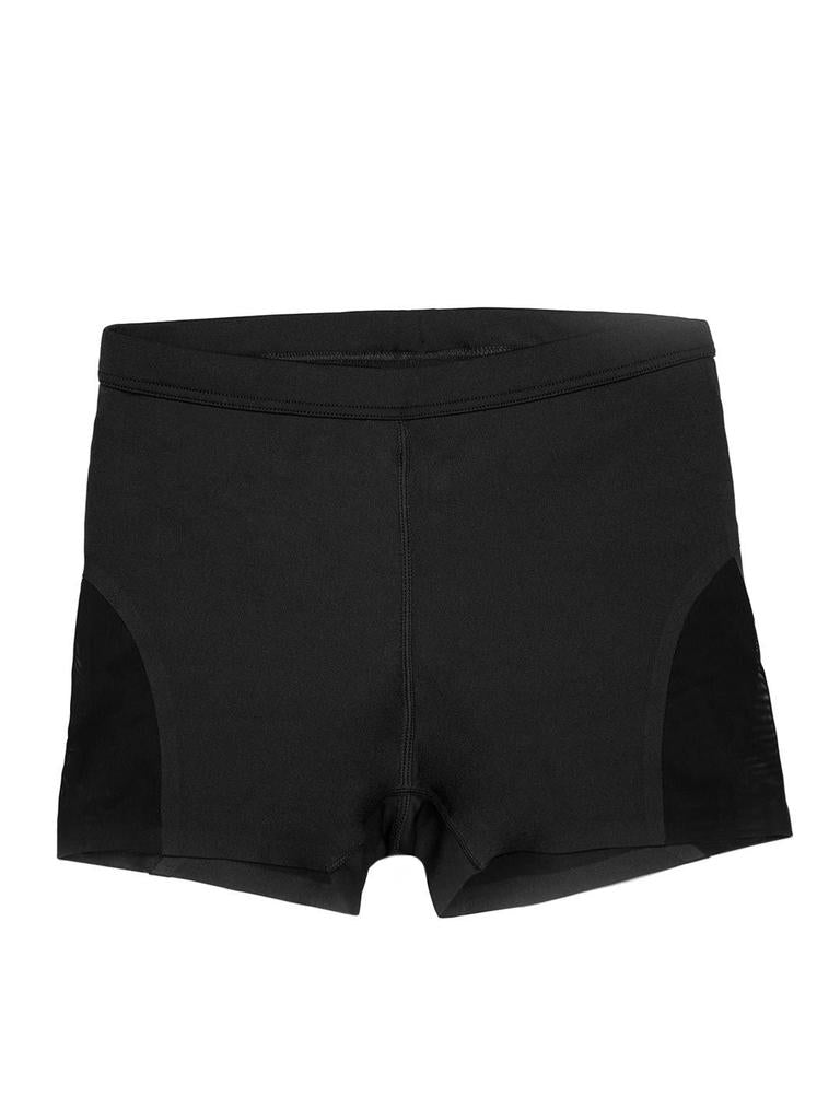 Tech Shorts with Mesh Panel - Adult