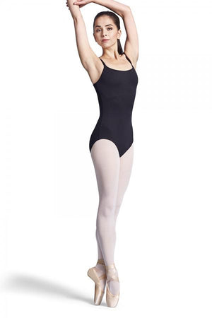 Camisole Leotard with Built in Bra - Adult