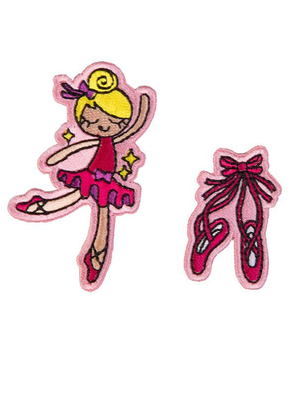 Ballerina Patch Set
