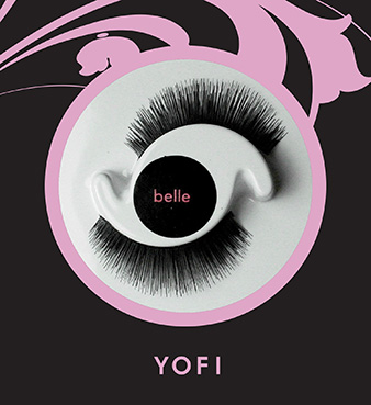 Belle False Eyelashes
