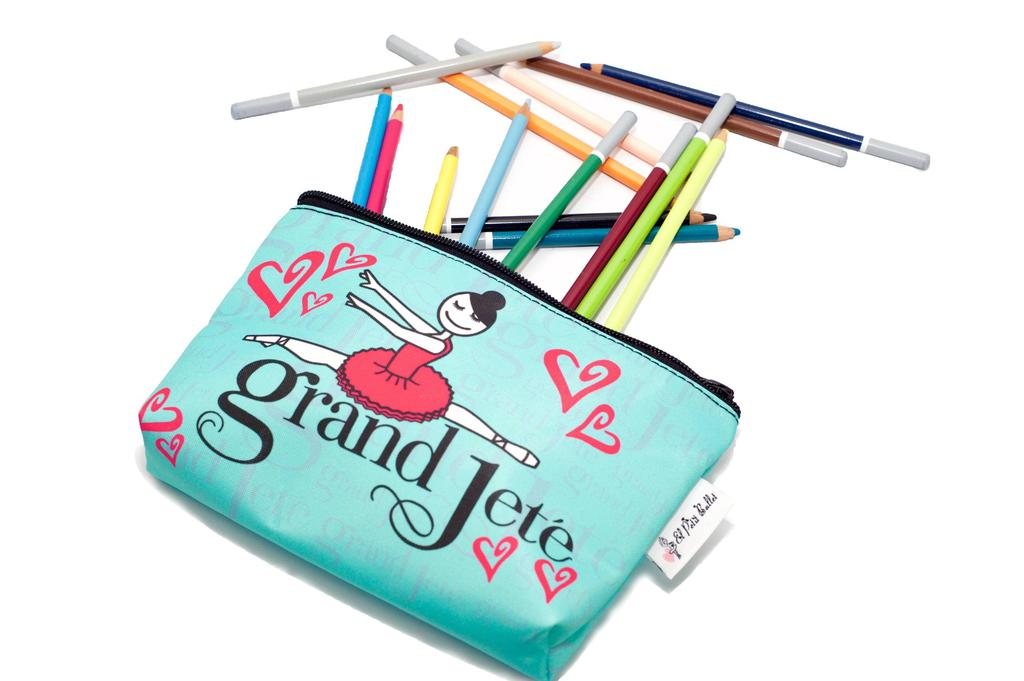 Grand Jete Make-up Bag