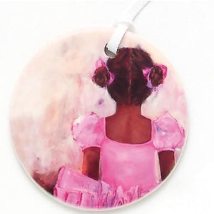 Gifts - African American Ballerina Ornament
