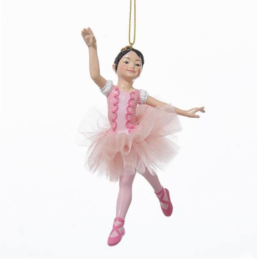 Gifts - Ballerina Girl Ornament
