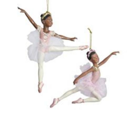 Gifts - Ballerina Ornament