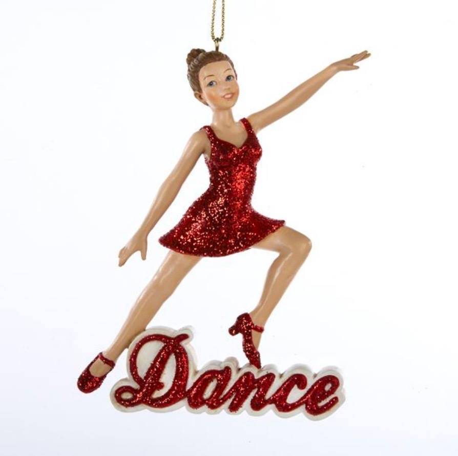 Gifts - Dancer Ornament
