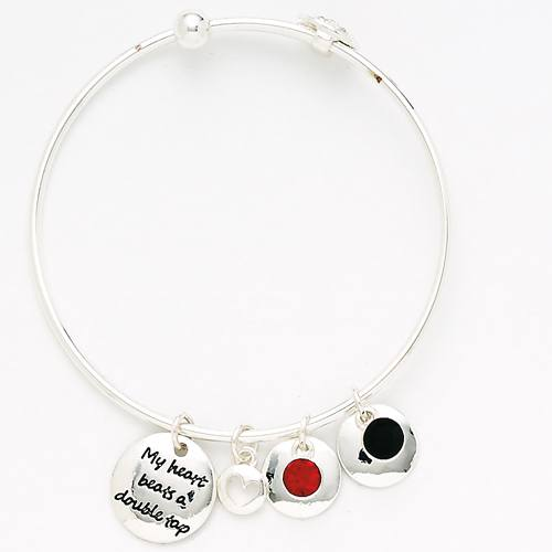 Gifts - Tap Dancer Charm Bracelet