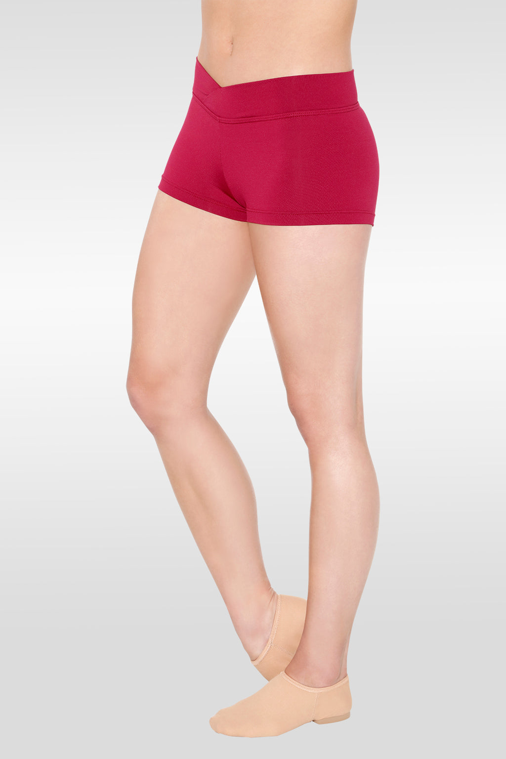 Shorts with V-Front Waistline - Adult