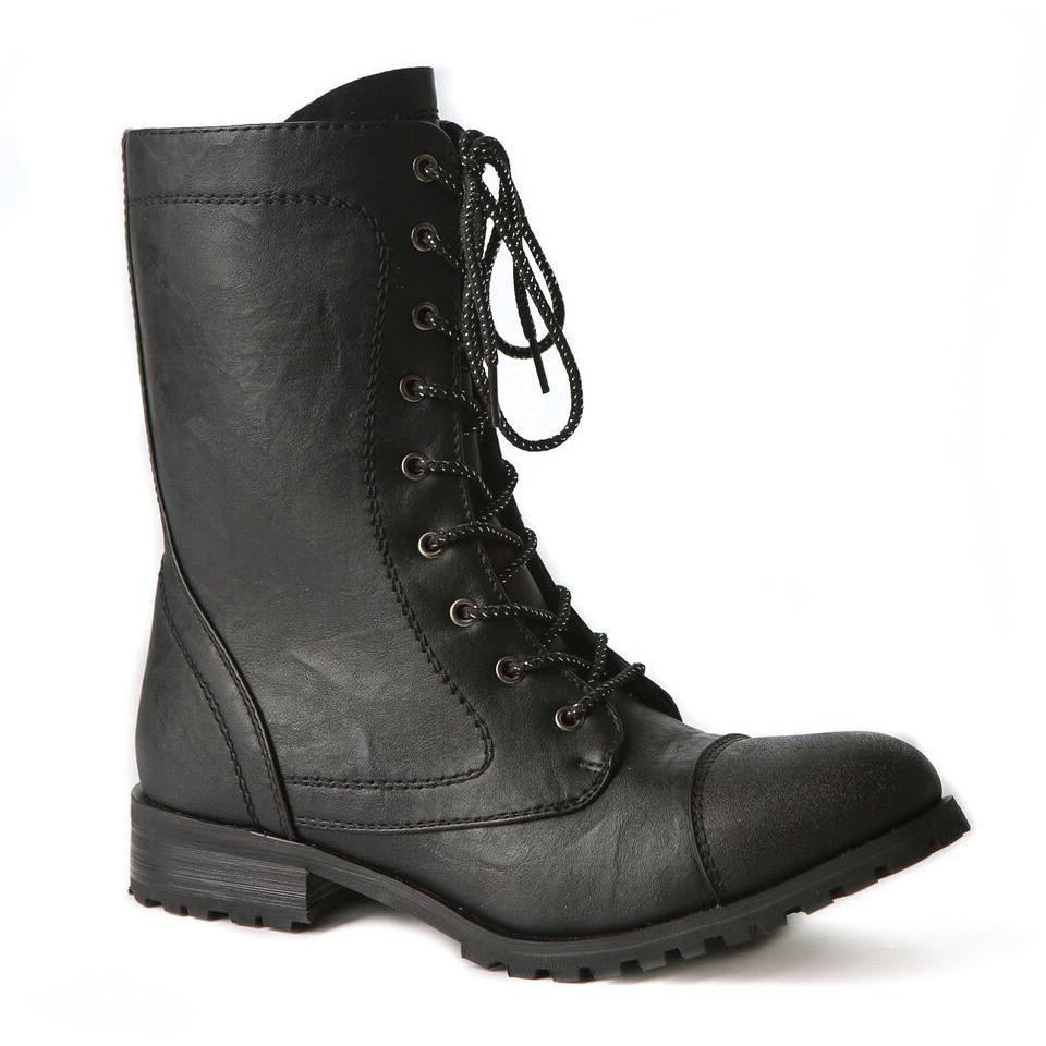 Hip Hop Sneakers - Classic Combat Boot - Adult