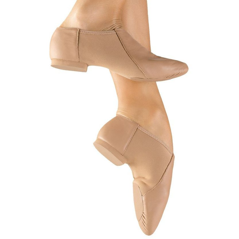 Jazz Shoes - Low Cut Jazz Shoe With Neoprene Insert