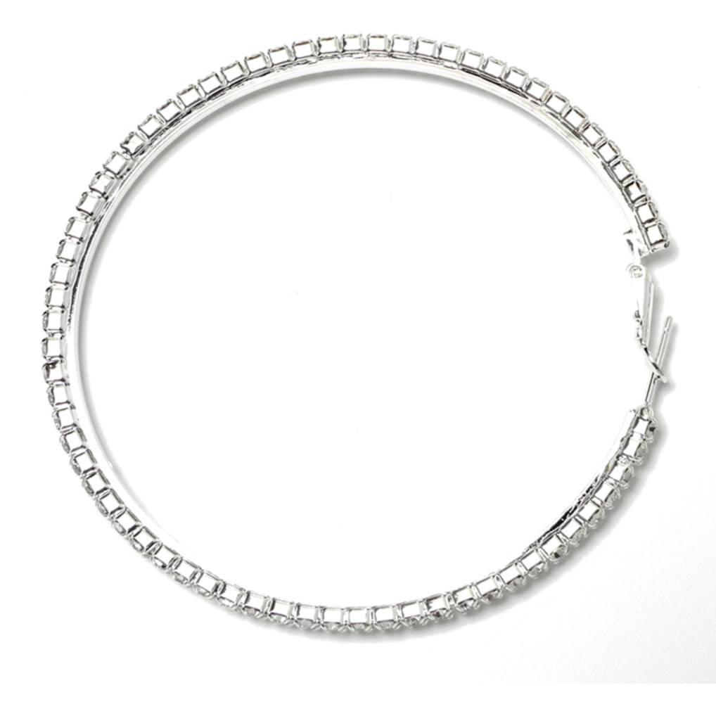 Jewelry - 60MM Hoop Earrings - Pierced