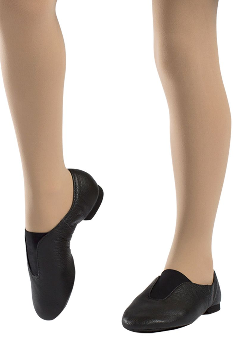 Low Cut Jazz Shoe with Center Gore - Child