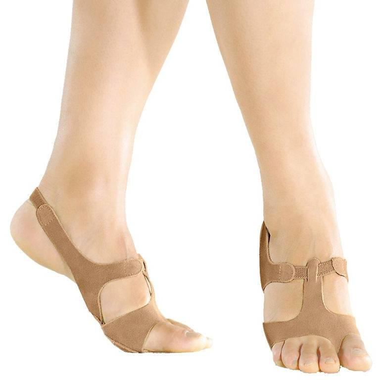 Lyrical And Character Shoes - Half Sole Lyrical Sandal