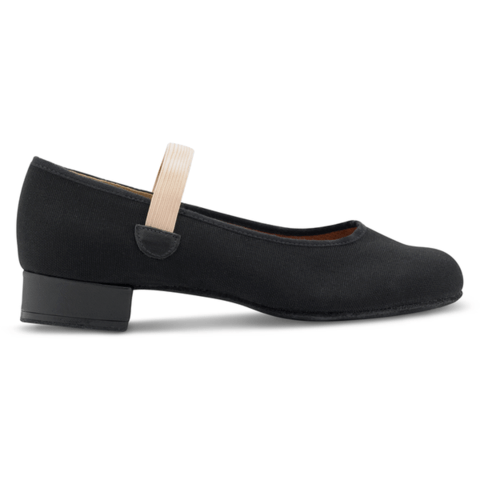 Lyrical And Character Shoes - Karacta Flats - Child