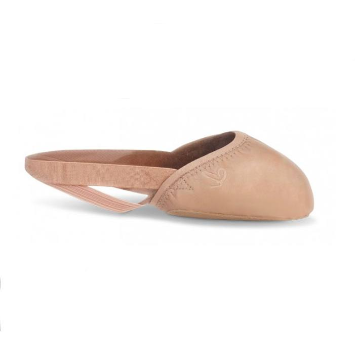 Lyrical And Character Shoes - Turning Pointe - Adult