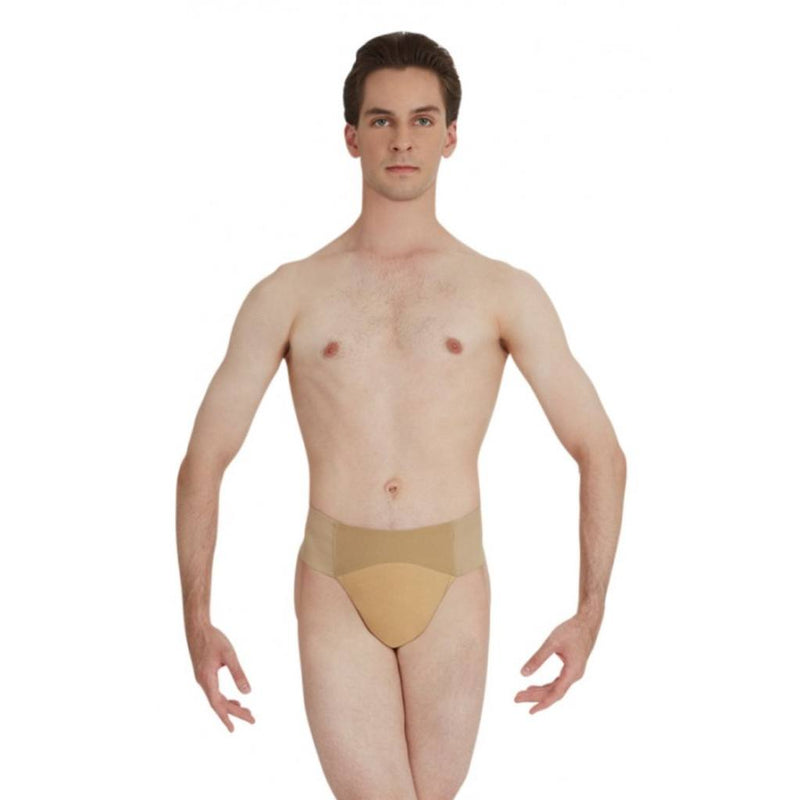 Nude Suits - Quilted Panel Dance Belt