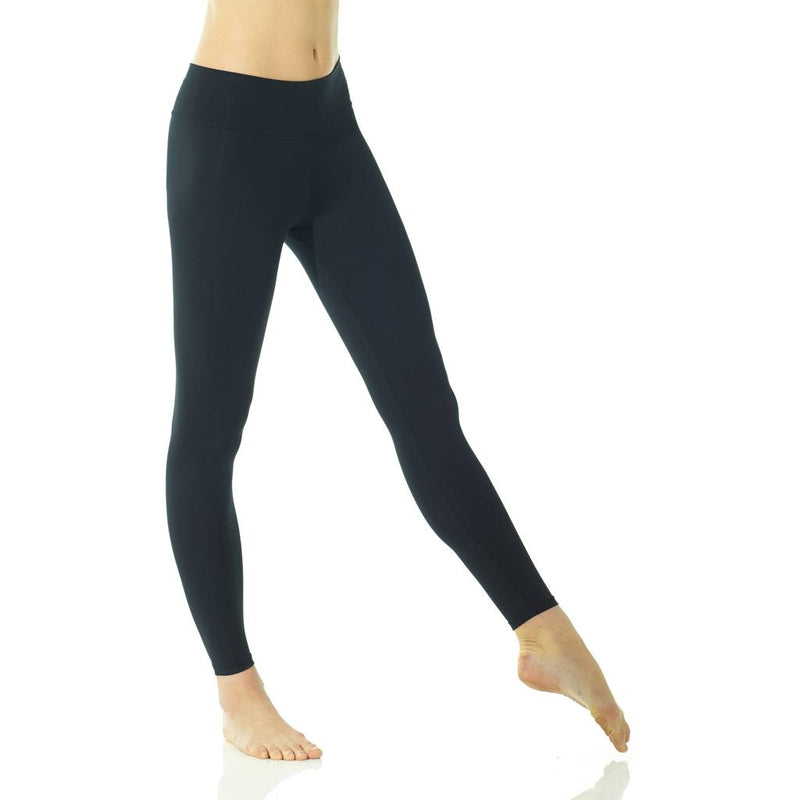 Pants - Wide Waistband Leggings - Adult