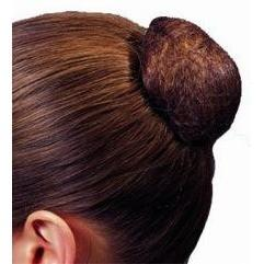 Performance Accessories - 3 Pack Of Medium Brown Hairnets