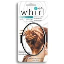 Performance Accessories - Whirl-a-Style Jumbo Medium, Brown