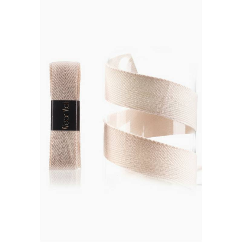 Pointe Shoe Accessories - Cotton Pointe Shoe Ribbon