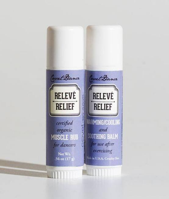Pointe Shoe Accessories - Releve Relief Muscle Rub