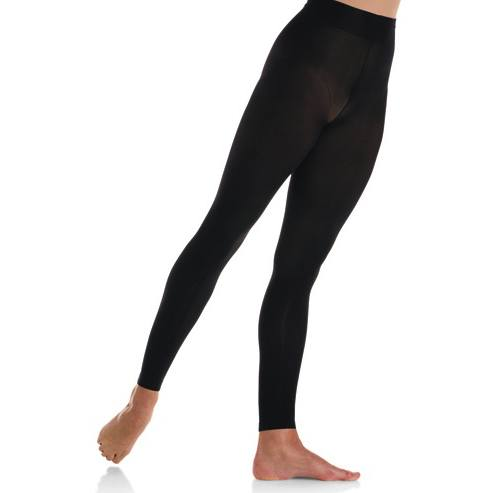 Tights - Footless Ultra Soft Tights - Adult