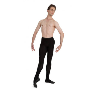 Tights - Men's Footed Tight With Backseams