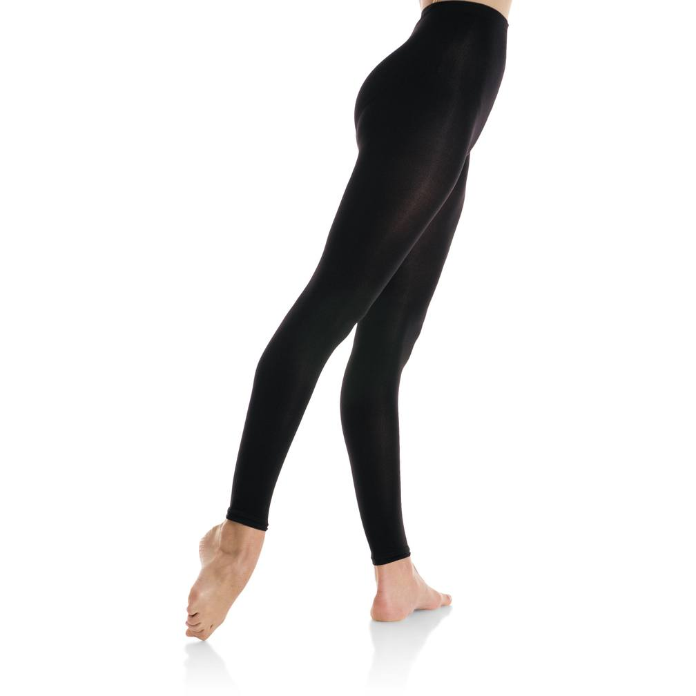 Tights - Nylon Footless Tight - Adult