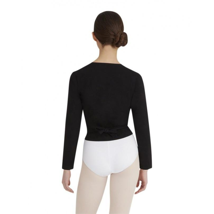 Tops - Basic Wrap Sweater - Adult