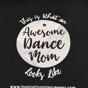 Tops - Dance Mom Script Tee