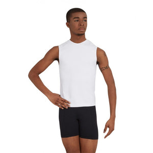 Tops - Tactel Fitted Muscle Tee - Men's